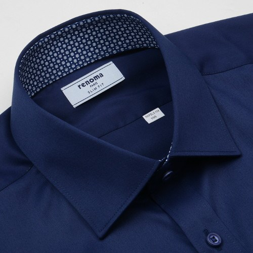 레노마 RKFSL0 104 NY 스판 슬림 긴소매 셔츠