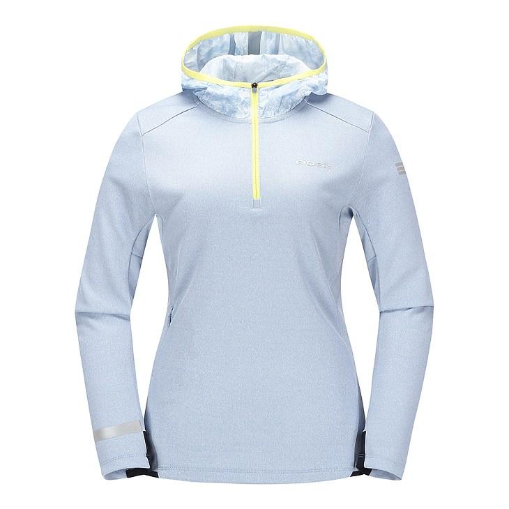 아이더 [매장정품] GOSLA(고슬라) 여성 후드 티셔츠