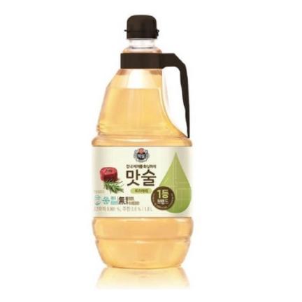 CJ제일제당 백설 로즈마리 맛술, 1.8L, 9개