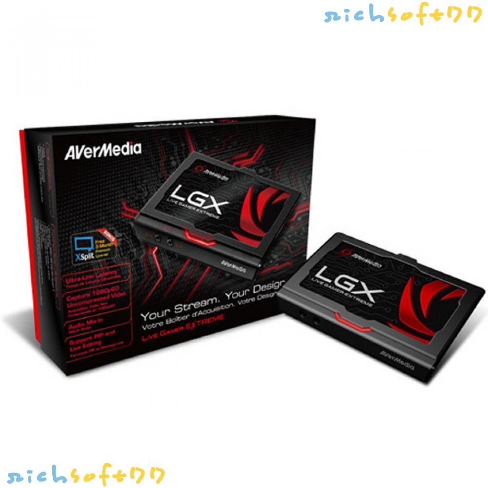 [richsoft77] AVerMedia Live Gamer Extreme / USB 3.0 영상캡쳐 인터넷 방송 가능 / 영상 기타 장비 AVerMedia 영상장비 영상편집장비, 보시는상품선택