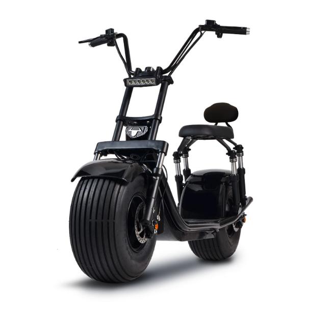 QINIU 정품 X60 X PRO 할리전동스쿠터 1500W 2000w 신형 고급형 전기자전거, 레드