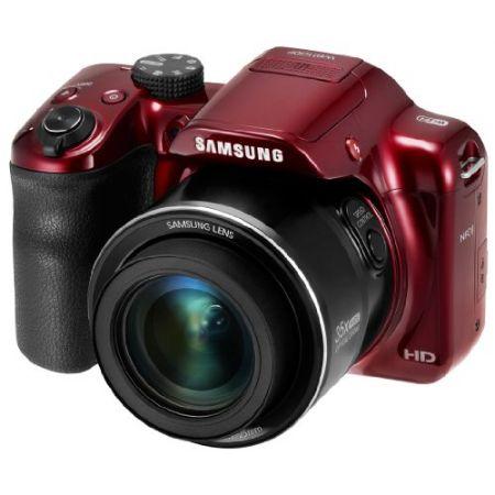 Samsung WB1100F 16.2MP CCD Smart WiFi NFC Digital Camera with 35x Optical Zoom 3.0 LCD and 720p HD, 상세 설명 참조0
