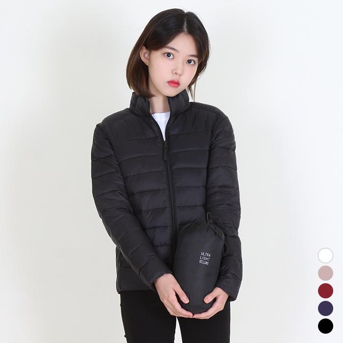 메인클라드 여성 경량 패딩 여자 겨울 초경량 패딩(HSTKM543)