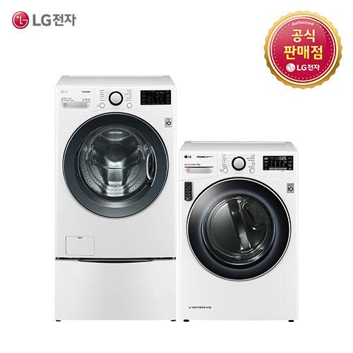 LG F21WDUM-6N(F21WDUM+RH16WTN) 세탁기 건조기세트, F21WDUM-6N
