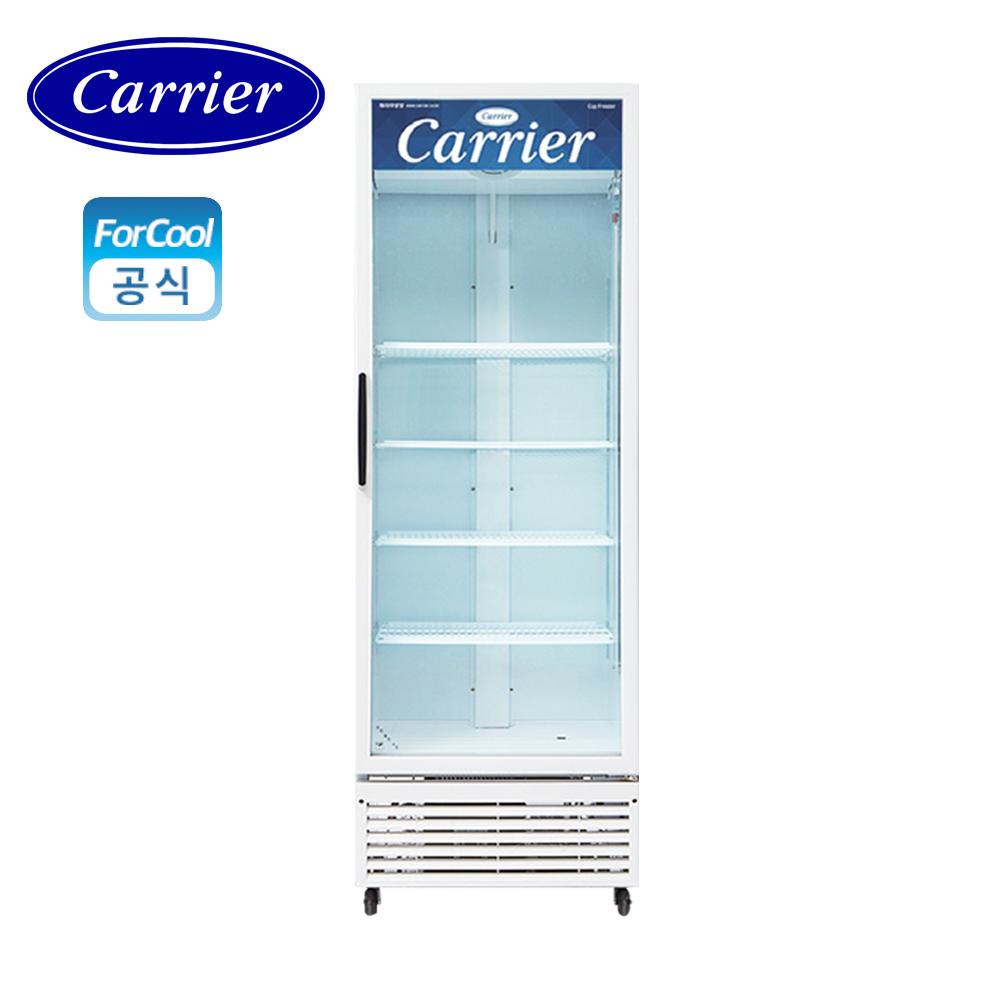 캐리어 냉동고 직냉식 냉동식품 수직형 식자재 냉동 쇼케이스, 무료배송지역 (POP 4883259998)