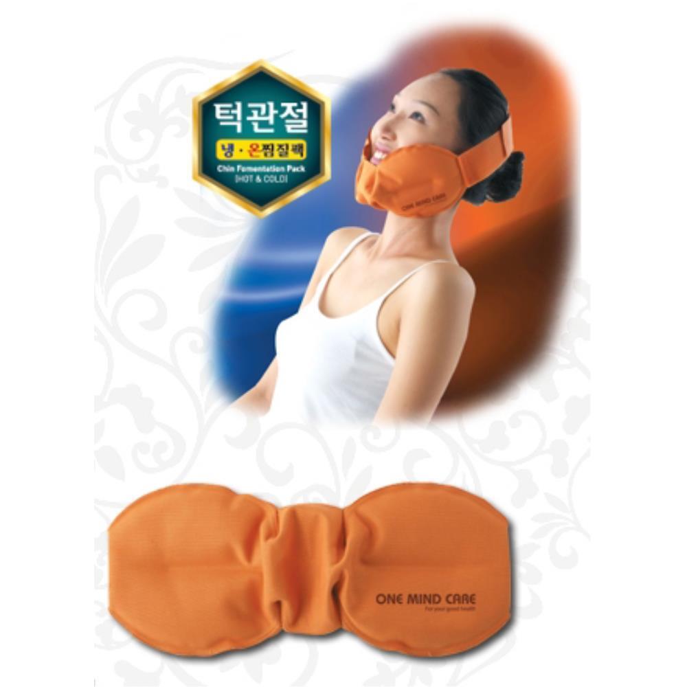 턱관절 안면윤곽 수술후붓기 냉온 찜질팩 냉온겸용 온찜질 냉온찜질팩, 1개