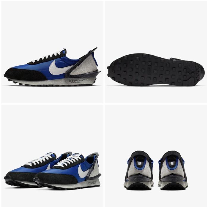 (해외배송) 나이키 100스퀘어 나이키 X 언더커버 데이브레이크 블루 BV4594-400 Nike x Undercover Daybreak 100스퀘어