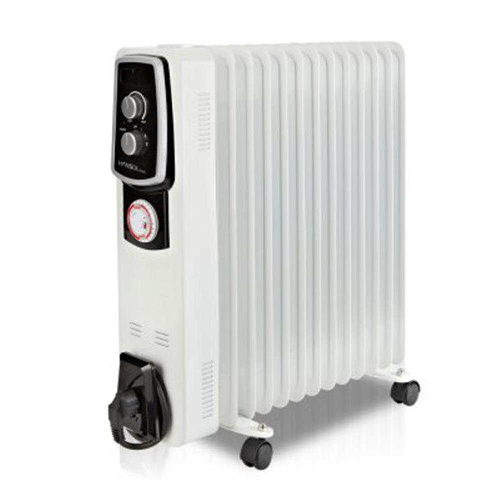 한솔 라디에이터 13핀 타이머 욕실 난방 히터 HSR-13T, 단일상품