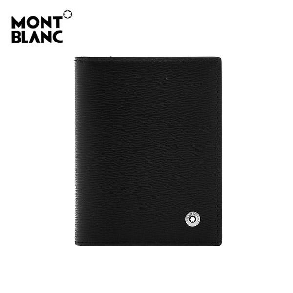 명품 MONTBLANC 몽블랑 38061 웨스트사이드 멀티 카드지갑