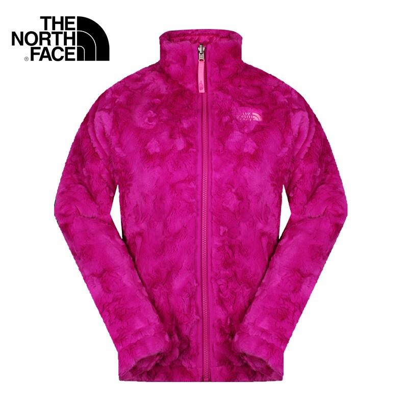 노스페이스키즈패딩 노스 페이스 아동복 가을 / 겨울 유아용 따뜻한 양면 착용 코튼 재킷 CRX8