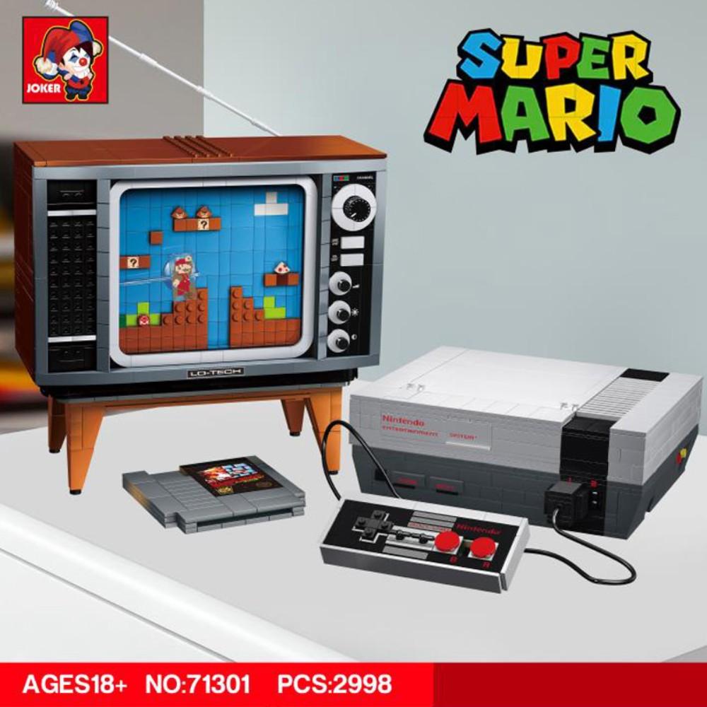 슈퍼마리오레고 닌텐도 NES TV 라이트 에디션, A