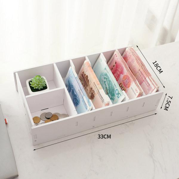캐쉬어 현금 동전 저장 상자 종이 돈 출납원 서랍 돈, (상세페이지참고)종류2