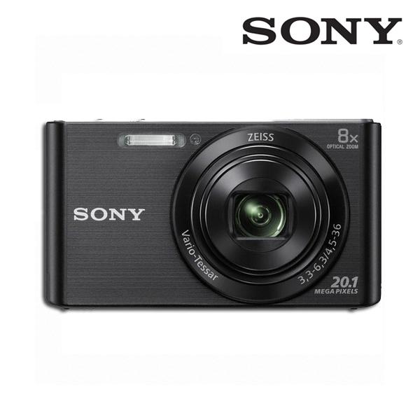 [소니] SONY 사이버샷 DSC-W830 디지털 카메라, 단품