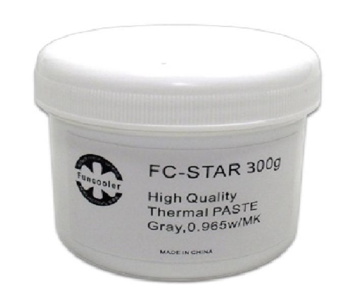 FC-STAR 300g Glay 고급 써멀구리스, 해당없음