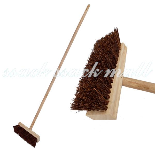 야자다와시/막대솔 화장실청소 타일청소 바닥솔 벽솔, 단품