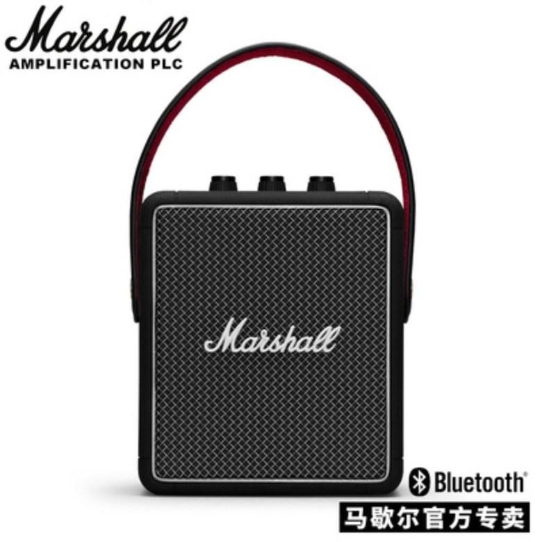 마샬 스톡웰2 휴대용 블루투스 스피커 스탁웰 II 킬번 2세대 무선 휴대용, 스톡웰2세대