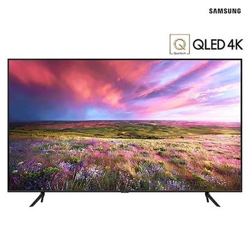 삼성전자 QLED TV KQ55QT67AFXKR, 스탠드형