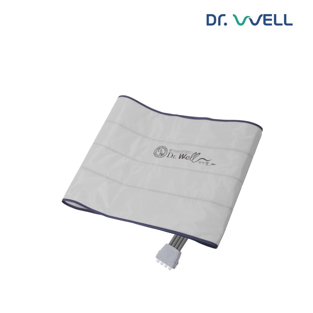 닥터웰 에어슬리머 공기압 다리 마사지기 DR-5190 (허리커프)