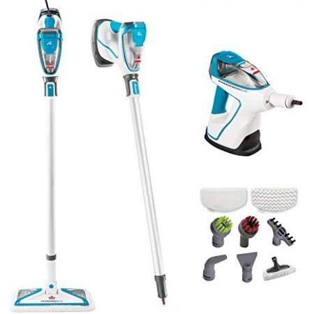 [아마존베스트]Bissell PowerFresh Slim Hard Wood Floor Steam Cleaner System Steam Mop Handheld Ste, White_Powerfresh, 상세 설명 참조0, 상세 설명 참조0