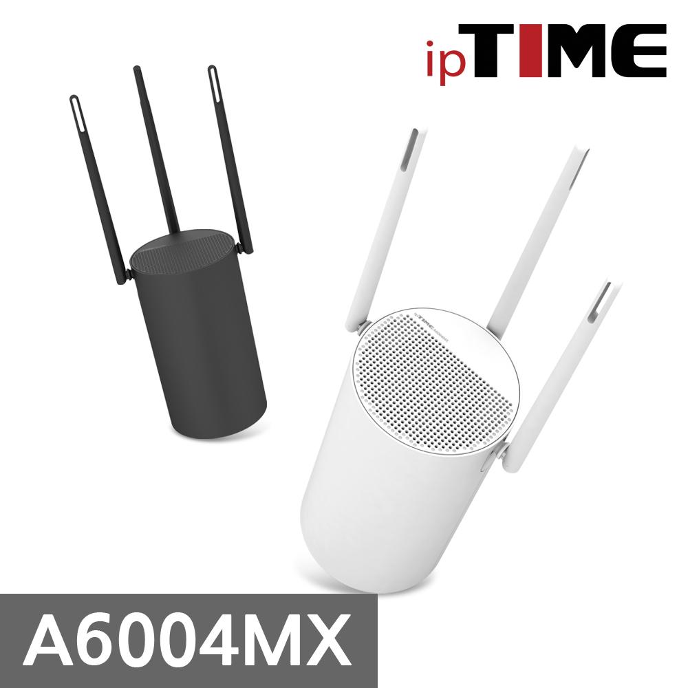 ipTIME A6004MX 기가비트 유무선공유기 AC1900, A6004MX 화이트