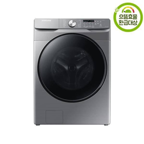 [삼성전자] WF23T8000KP 그랑데 드럼세탁기 이녹스 23kg, 상세 설명 참조