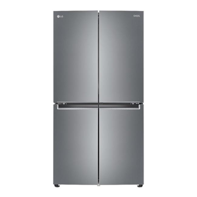 LG전자 F873SS31 4도어 냉장고 매직스페이스