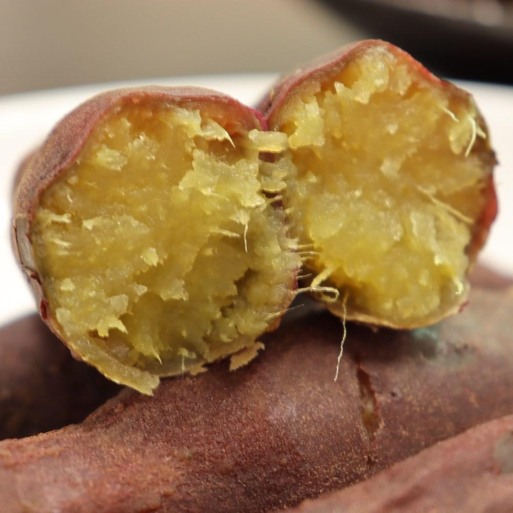청년감별사 영암 세척 꿀고구마, 1박스, 중상고구마3k(60-120g)