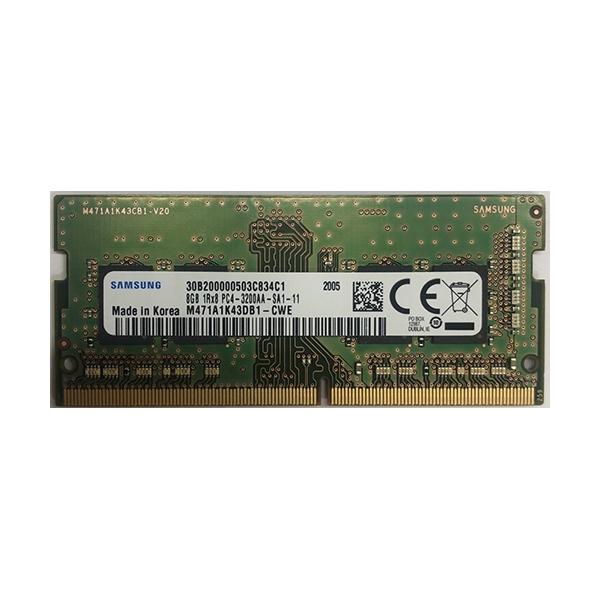 삼성전자 노트북 DDR4 8GB PC4-25600, 단일상품