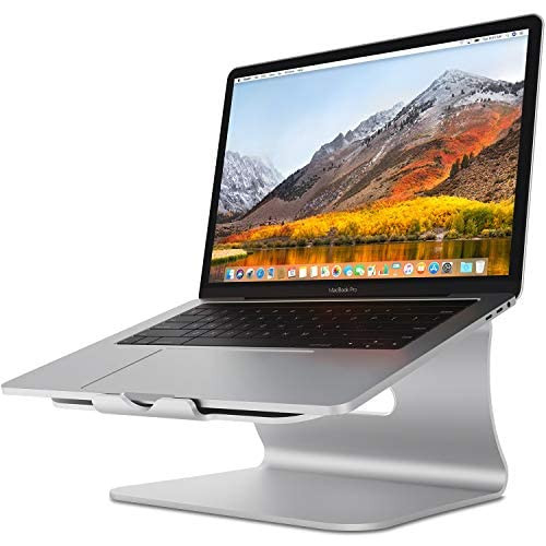 무선마우스 Laptop Stand - Bestand Aluminum Cooling MacBook Stand Update Version Stand Holder for Apple MacBook Air MacBook Pro All Notebooks Sliver Pa, 본문참고, Color = 102S-Sliver