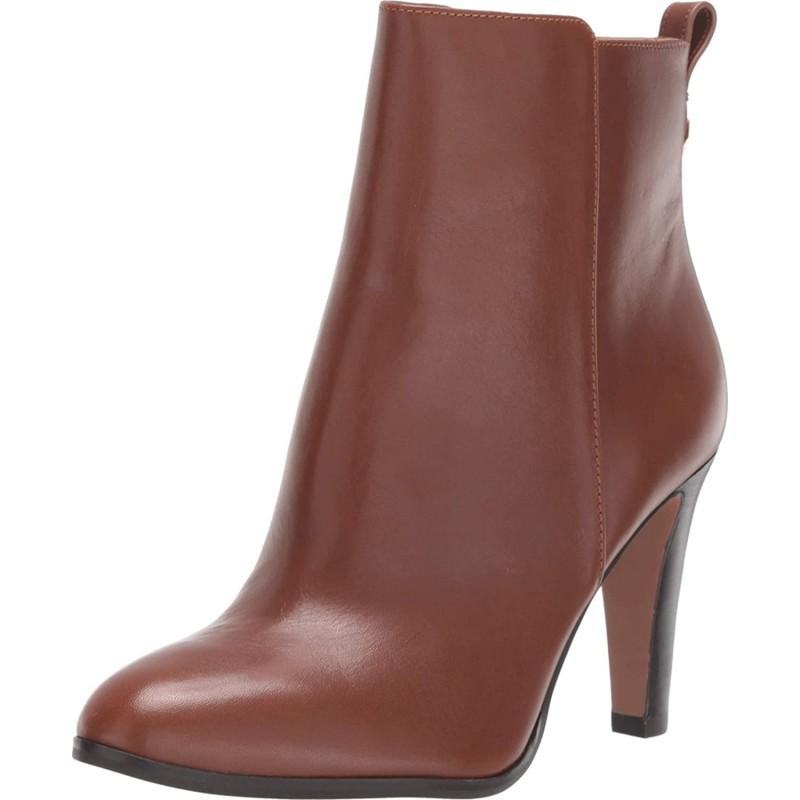 코치 Coach COACH Jemma Dark Saddle 10 B: Shoes