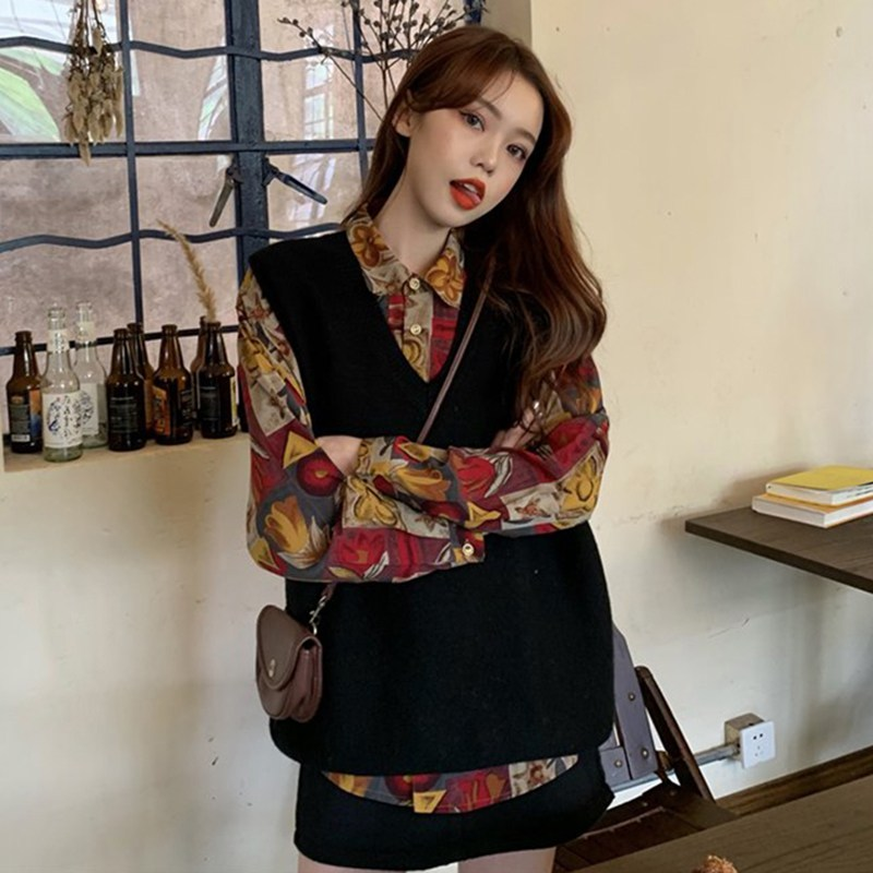 캣츠미 키작은 스커트 가을옷 스윗 원기 소녀 코디 투수영복 룩 치마