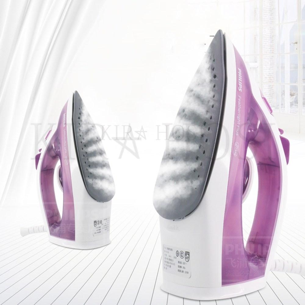 kirahosi 유선 가정용 세탁소 다리미 2020인기 20호+덧신증정 AUdttg1y, 퍼플, 1