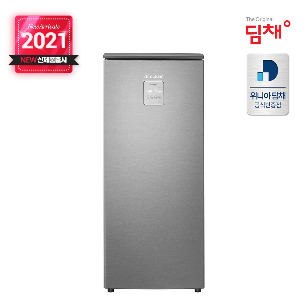 딤채 [신제품출시] 김치냉장고 EDS11EFMKSS 102L 스탠드형 전국무료배송