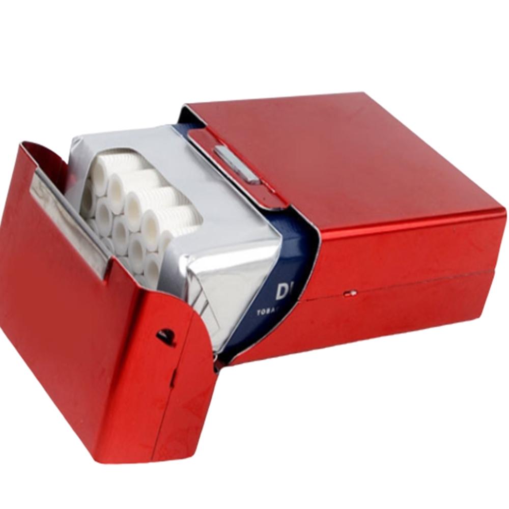 담배각 통케이스 2종 자석형 터치형 상자 보관