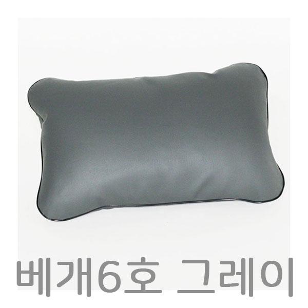 베개6호 회색 병원베개 레쟈베개 솜베개 입원실베개 (POP 5205375387)