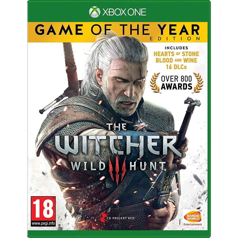 위쳐3 고티에디션 The Witcher 3 Game of the Year Edition - Xbox One, 단일상품