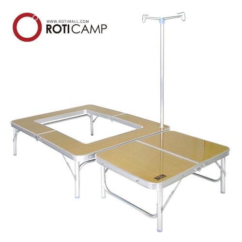 로티캠프 [로티캠프] 그릴 화로 접이식 테이블 캠핑 낚시 용품-12-319591624
