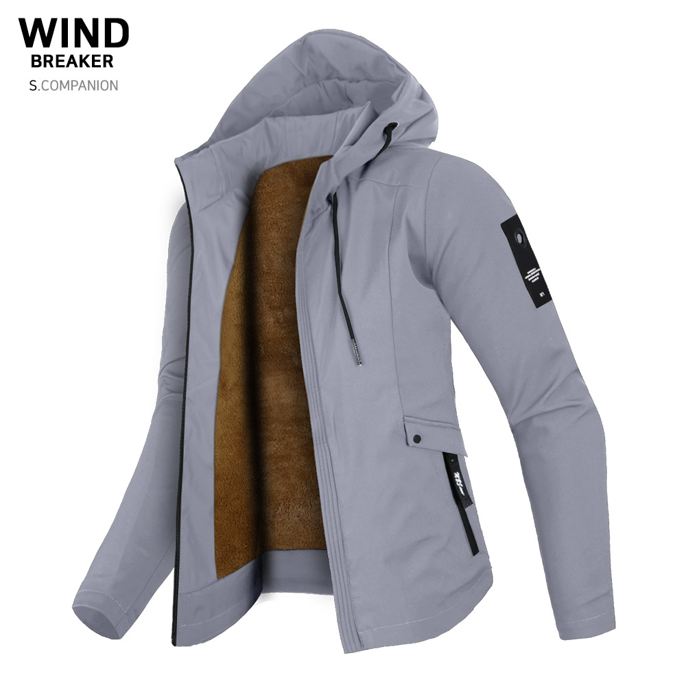 남성 겨울 바람막이 점퍼 빅사이즈 자켓 XL~7XL 따뜻한 극세사 안감