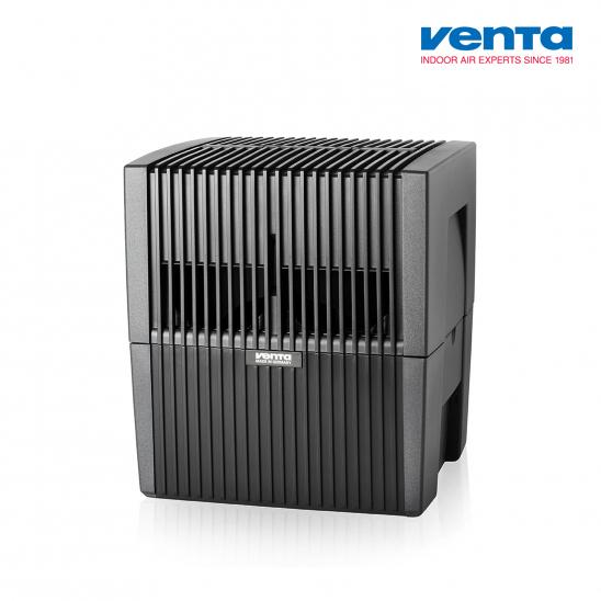 벤타 [아이파크백화점]국내 수입정품 독일 공기청정기 LW25 크리닝브러쉬세트+클린카트리지 기본증정 에어워셔, LW-25B(블랙)