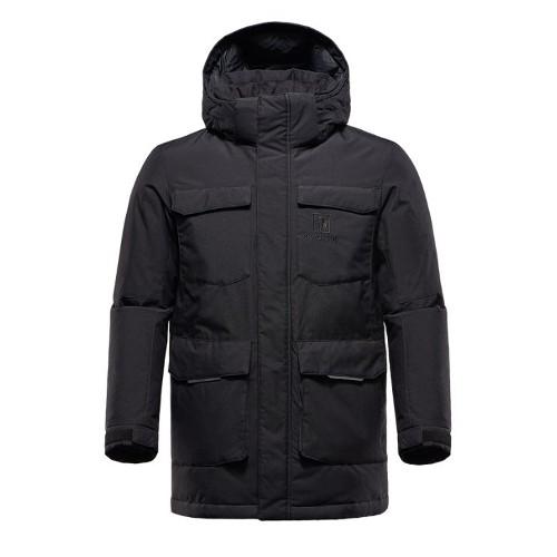[블랙야크] 남 여성 구스 다운자켓 B레오다운자켓