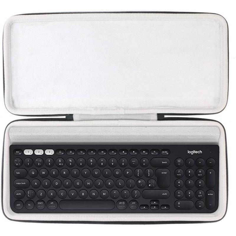 하드 ©로지텍 K780 윈도우용 무선 멀티디포지티키보드용 트래블 포터 커버(Cas Only), 단일상품, 단일상품