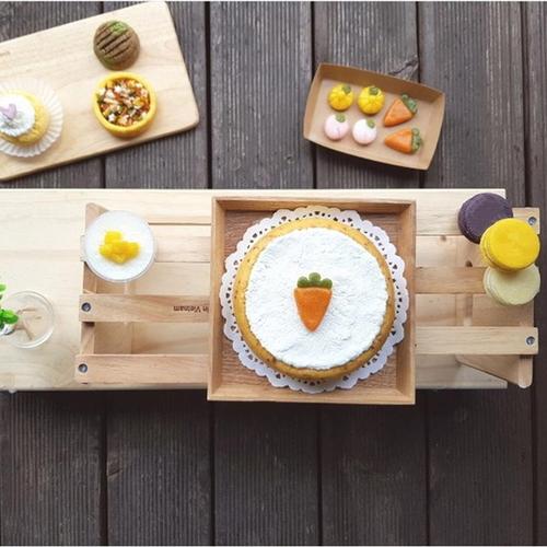 담무네수제간식 댕댕이 생일상 수제간식 세트, 1개
