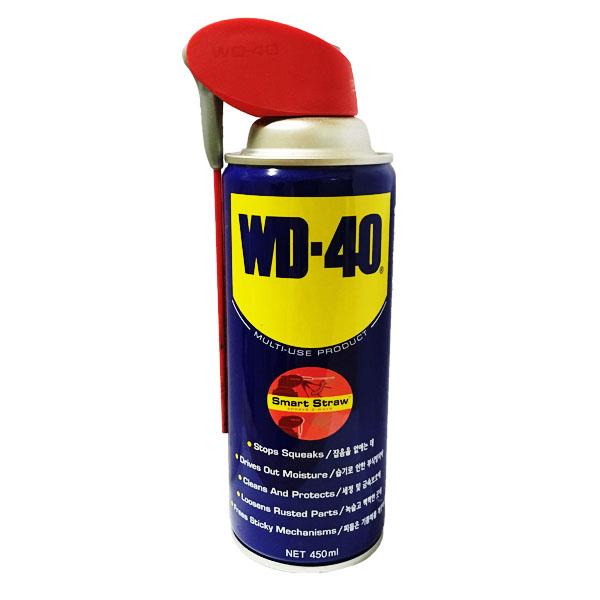 벡스 WD-40 윤활 방청제 450ml - 방청윤활제