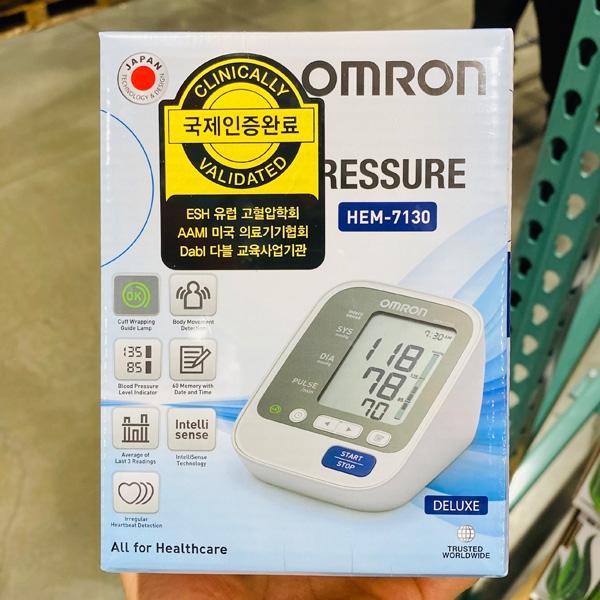 오므론 자동 전자 혈압계 모델명 HEM 7130, 단일상품