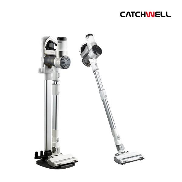 캐치웰 프리미엄 CODE X 코드엑스 BLDC 무선청소기 삼성정품배터리/튜브11단길이조절, 기타, 단일상품