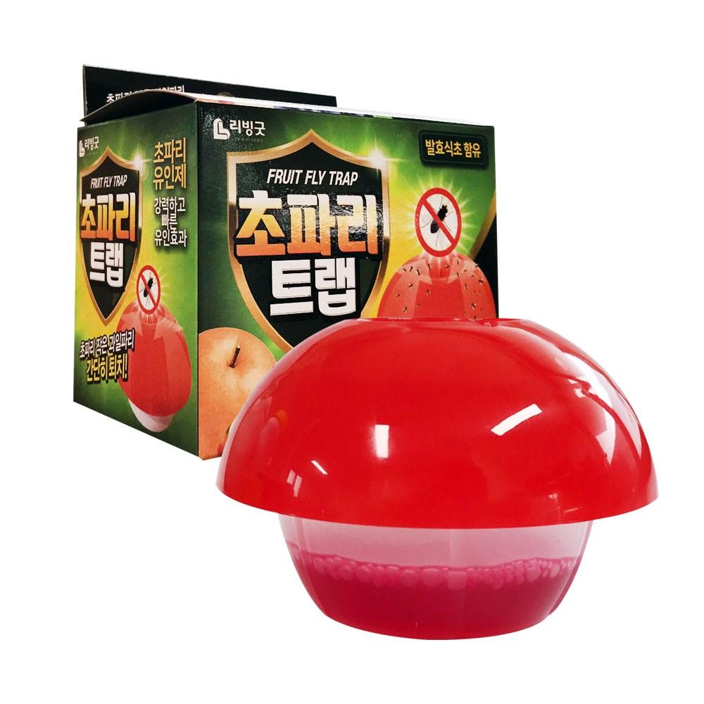 리빙굿 초파리 트랩(초파리유인제), 7개