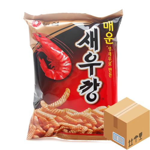 농심 매운새우깡 20개입 무료배송