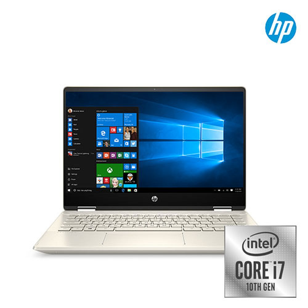 HP S급+리퍼 노트북 파빌리온 15 CS3075 코어i7, 8GB, SSD 512G, 포함