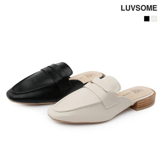 LUVSOME 백화점판매 블로퍼 80372