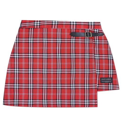 MARYJAMES (W) Sainte Skirt - Red
